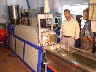 Plastic Recycle Machine