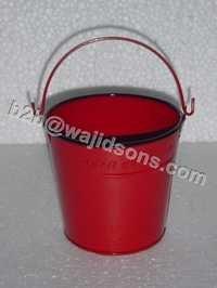 Galvanized Mini Buckets