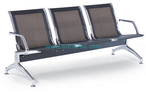 3 SEATER  VISITORS LOUNGE CHAIR