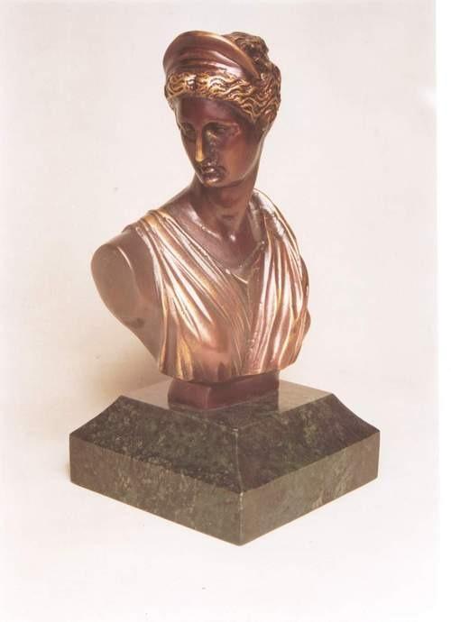 Goddess Diana Sculpture
