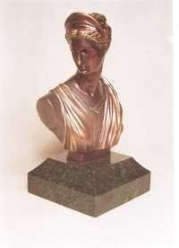 Goddess Diana Sculpture