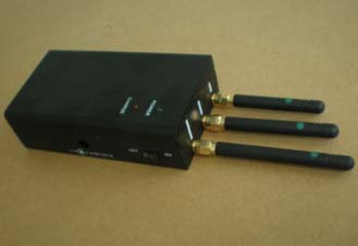 Portable Wireless camera Jammer
