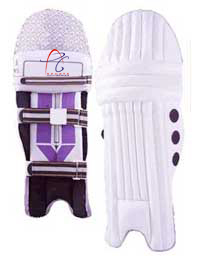 Coloured Batting Pads