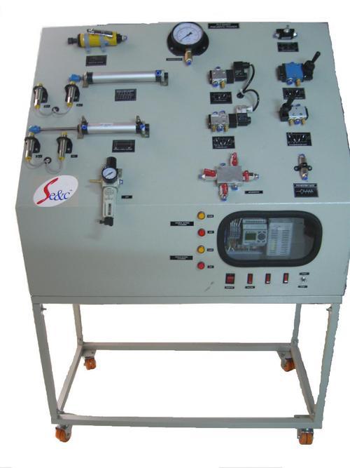 PLC Based Pneumatic Trainer