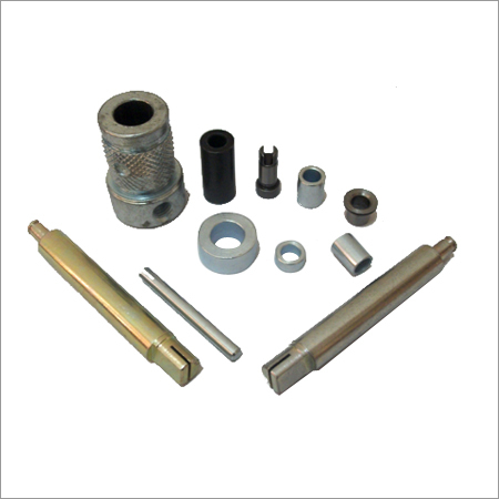 Aluminium Precision Turned Parts