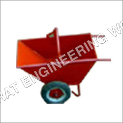 Concrete Wheel Barrow (For Concrete Transporting )