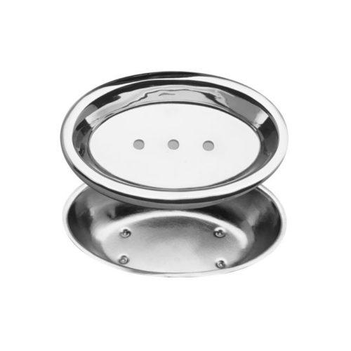 Soap Holder Sleek (with Drain Bowl)