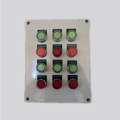 Frp Push Button Station