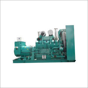 Water Cooled Generator Set