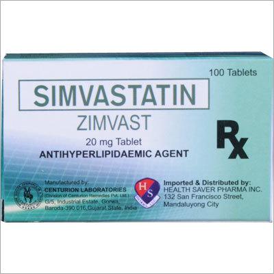 Simvastatin Tablet