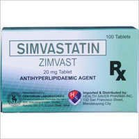 Simvastatin Tablet