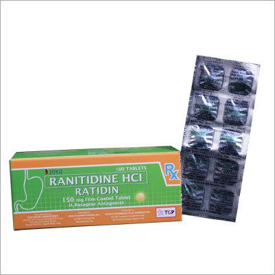 Ranitidine HCI