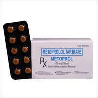 Metoprolol Tartrate