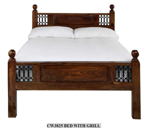 Designer Wooden Bed