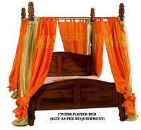 Designer Poster Bed