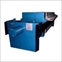Hydraulic Filter Press for Effluent Treatment Plants