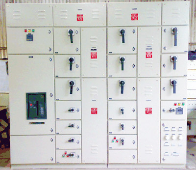 Electrical LAVT Panels