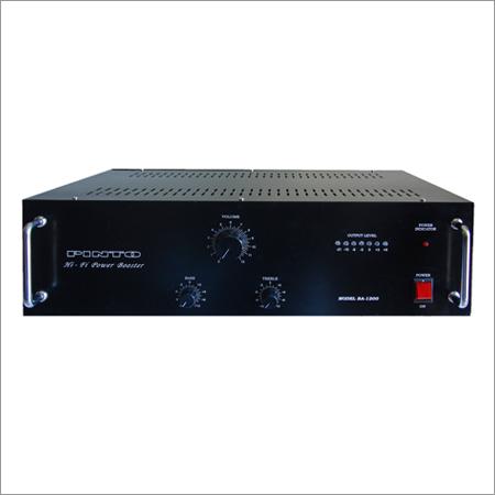 PA-1200 Amplifier