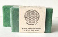 Mango Butter Mandarin Grape Fruit Soap