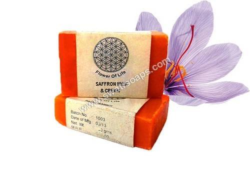 Special Saffron Soap