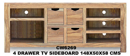 Sheesham Wood Drawer