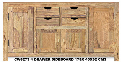 indian drawer sideboard