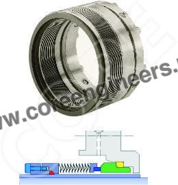 Metal Bellow Seal