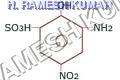 4-Nitro-2-Amino Phenol-6-Sulfonic Acid