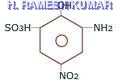 4-Nitro-2-Amino Phenol-6-Sulfonic Acid (4 NAPSA)