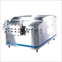 Milk Homogenizer