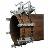 Manual Pipe Clamps Double