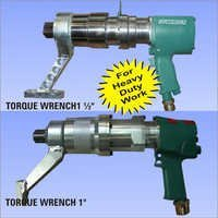 Pneumatic Torque Wrenches Atex Certified