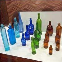 Coloured Bottle