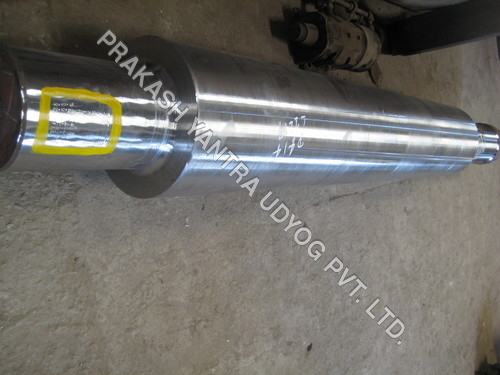 Forged Roller Shafts
