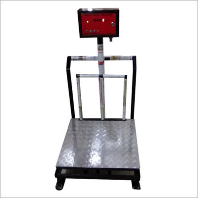 Platform Weighing Machines