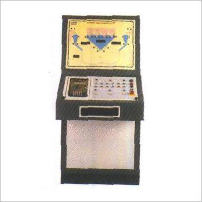 Batch Weighing Control Panel