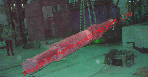 Industrial Forged Fan Shaft