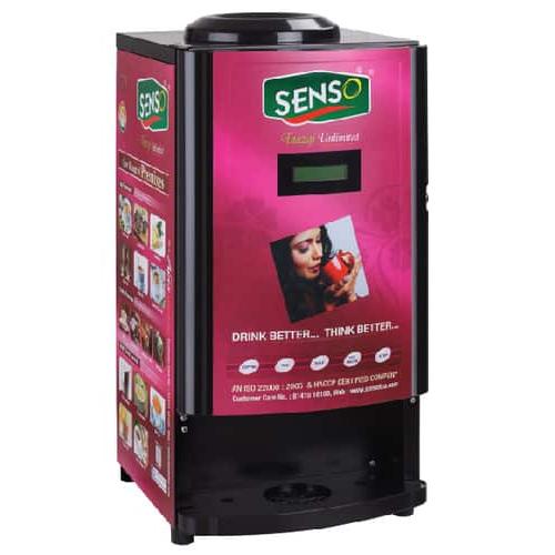 Green Tea Vending Machine