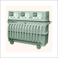 Servo Controlled Voltage Regulators