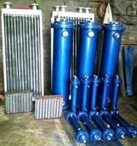 Aluminum Oil Coolers