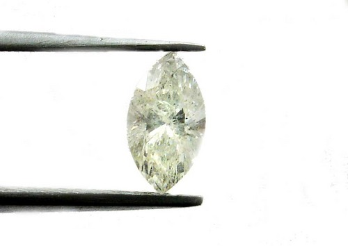 0.52 CT G-H I3 MARQUISE LOOSE DIAMOND