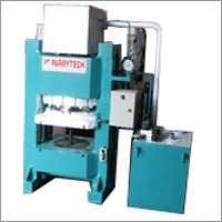Hydraulic Coin Press Machine