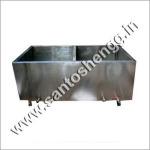 Blenching & Chiling System