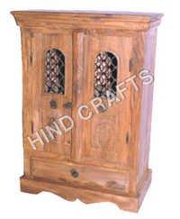 Antique Furniture- Wooden Almirah