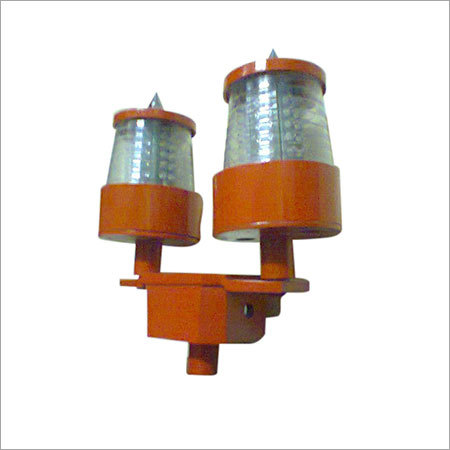 Aviation Obstruction Warning Light (Twin Type)