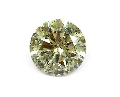 1.44 CT J  I1 ROUND LOOSE DIAMOND