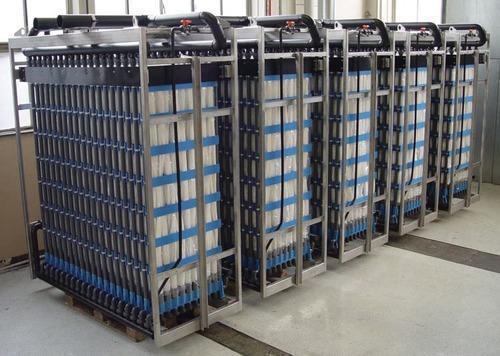 Sewage Treatment Plants Based on MBR Technology