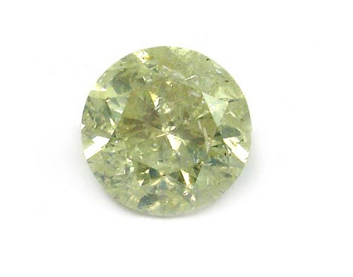 2.30 CT I-J  I3 ROUND LOOSE DIAMOND