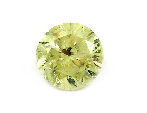 2.50 CT L  I2-I3 ROUND LOOSE DIAMOND