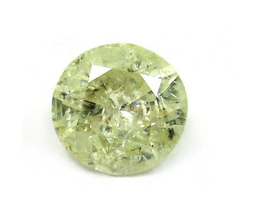2.58 CT I  I3 ROUND LOOSE DIAMOND